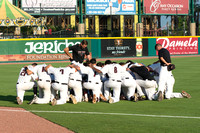 George Ranch Baseball vs. Brenham~Constellation field